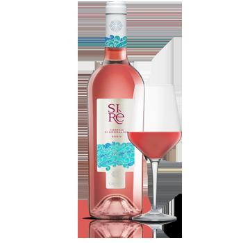 Sirè Cannonau di Sardegna Rosè wine